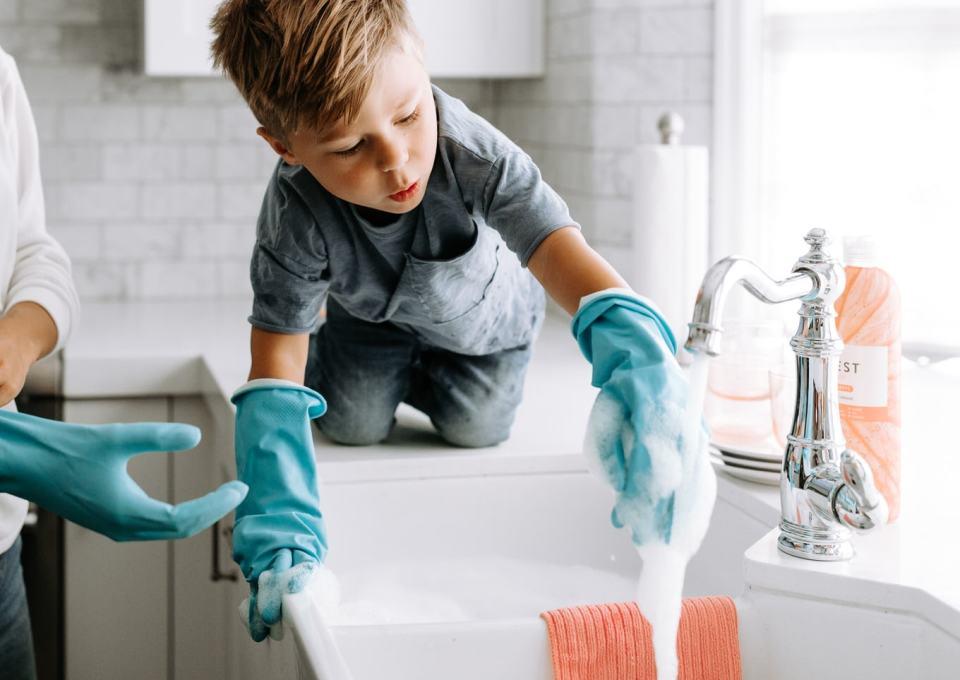 Huishoudelijke taken die je kleuter kan doen