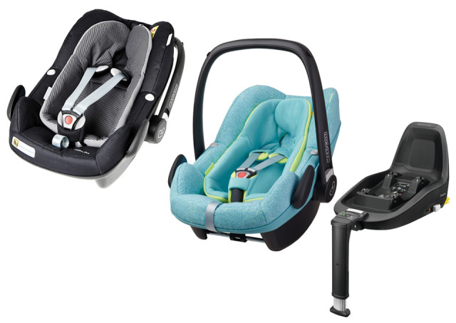 De 7 Beste Baby Autostoeltjes Minimenl