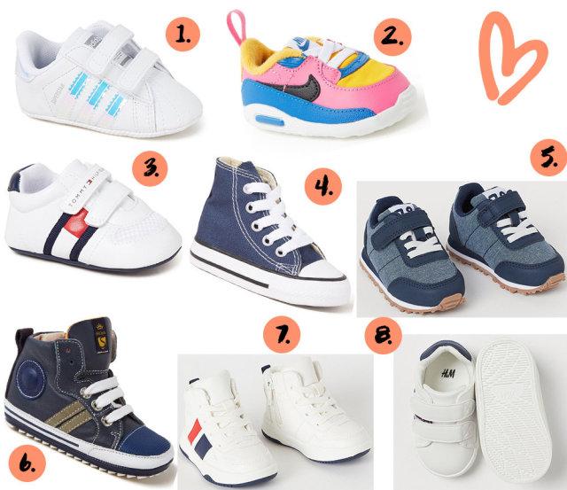 baby sneakers voor jongens
