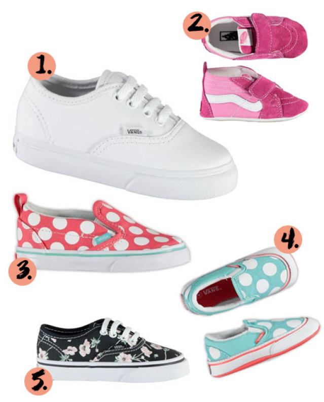vans schoenen ijsjes
