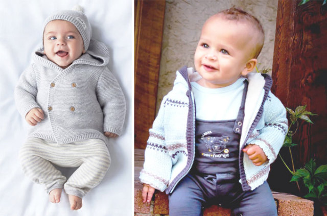 Babykleding Winter.De Mooiste Baby Winter Outfits Minime Nl