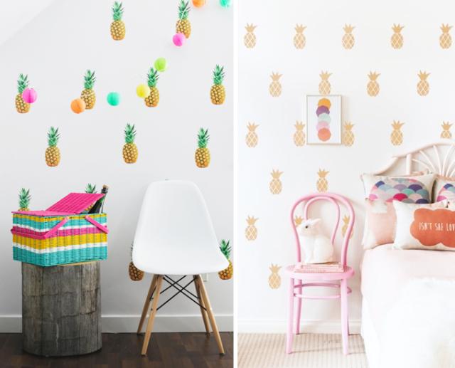 Babykamer Behang Groen : Babykamer behang prints MiniMe.nl