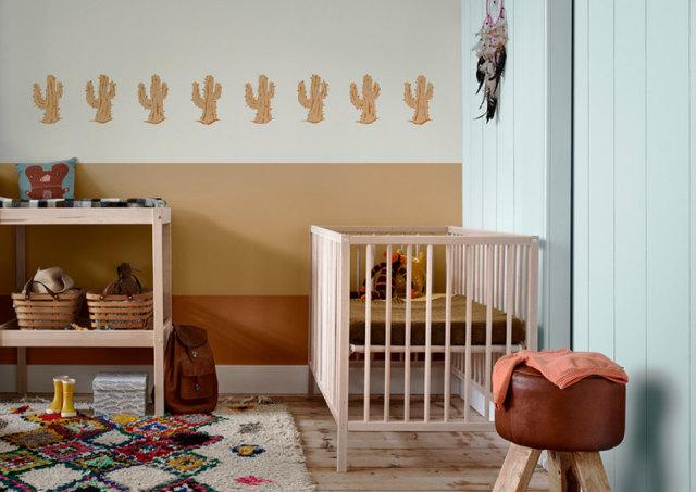 Populaire Originele Kinderkamers : Originele muren voor de kinderkamer fulltime mama