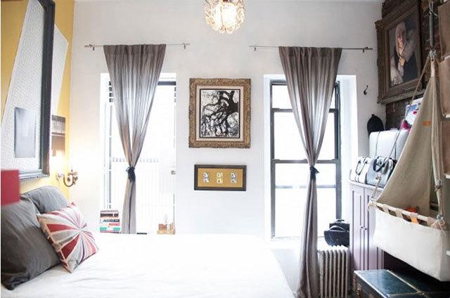 Geen ruimte voor een babykamer? NYC loft stijl | MiniMe.nl