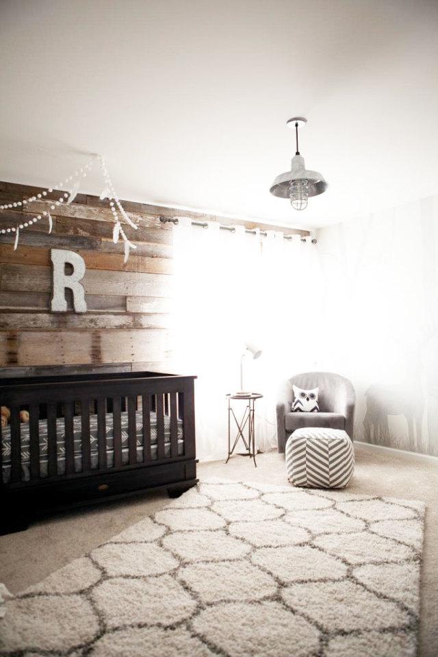Babykamer steigerhout inspiratie voor de babykamer - Decoratie van een kamer ...