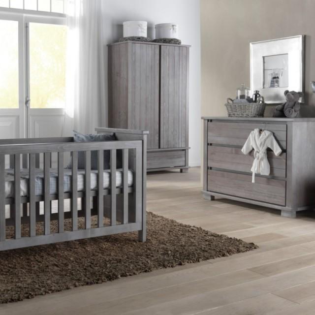 Babykamers in grijs inspiratie voor grijze babykamers - Afbeelding babykamer ...