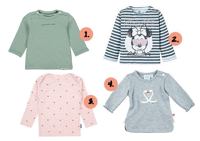 Leuke Meisjes Babykleding.Leuke Baby Shirts Minime Nl