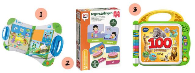 Verwonderlijk Educatieve spelletjes voor peuters & kleuters   MiniMe.nl UB-88