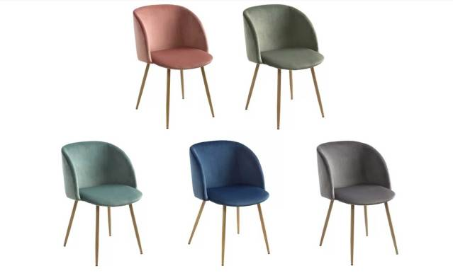 Verliefd op deze eetkamer stoelen van Søstrene Grene | MiniMe.nl
