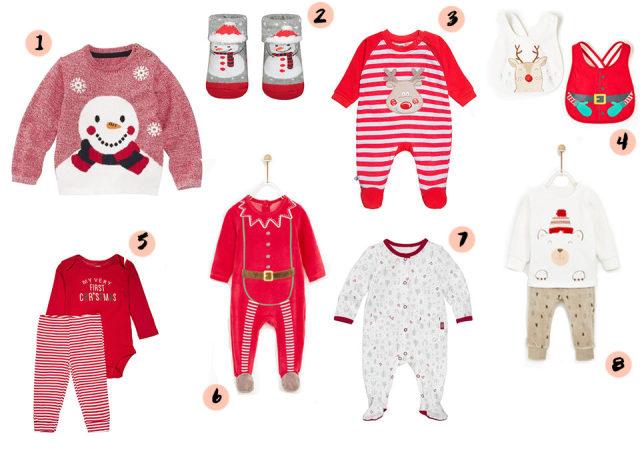 Babykleding Eerste Kerst.Kerstkleding Baby De Leukste Outfits Minime Nl