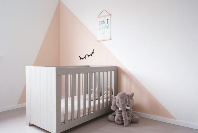 Babykamer Ideeen Muur : Babykamer kleuren de laatste trends minime.nl