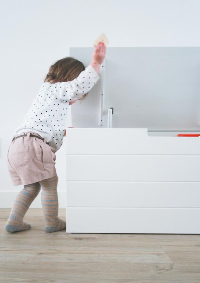 Speelgoed kind opbergen in je woonkamer? Dit zijn goede ideeën ...