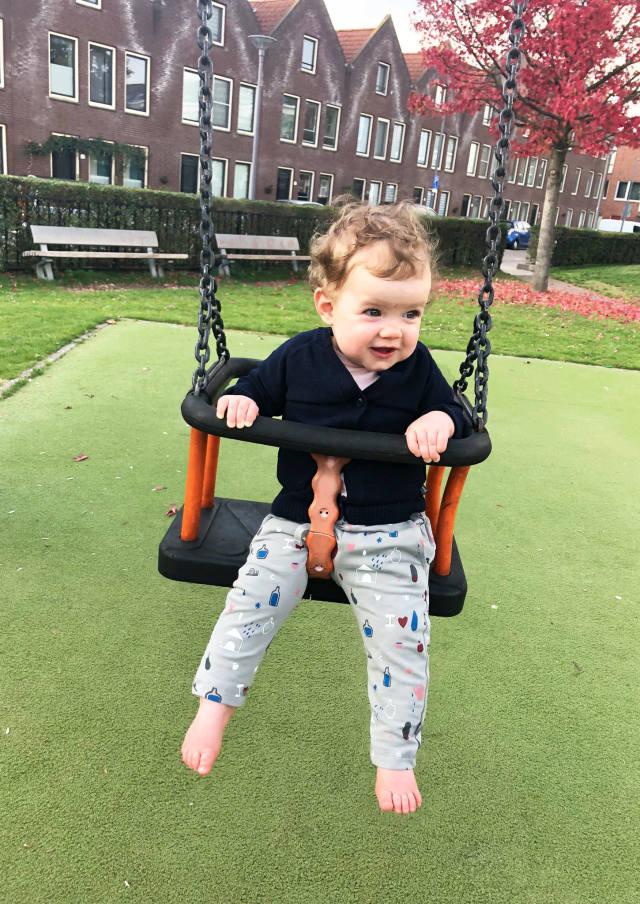 Onwijs Ik ben 1 jaar moeder | MiniMe.nl VE-98