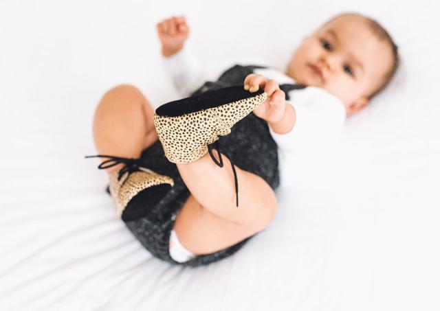 welke schoenmaat heeft mijn baby? | minime.nl