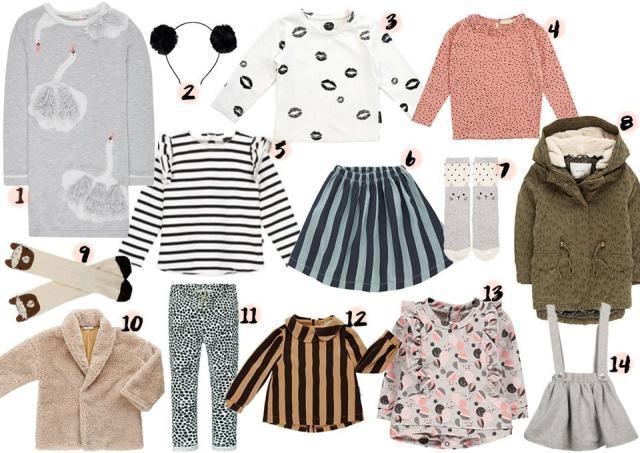 Nieuwe Wintercollectie Kinderkleding.Kinderkleding Nieuwe Wintercollecties Things We Love Minime Nl