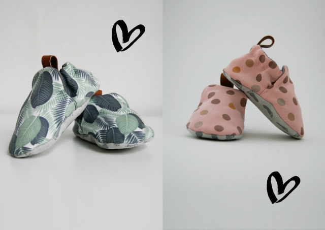 11a07d5d549 Ook de roze slofjes met gouden spots zijn to die for! Je shopt ze allebei  en nog meer leuke slofjes bij Manoh.nl.
