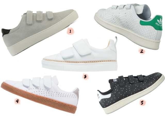 Favo sneakers zonder veters | MiniMe.nl