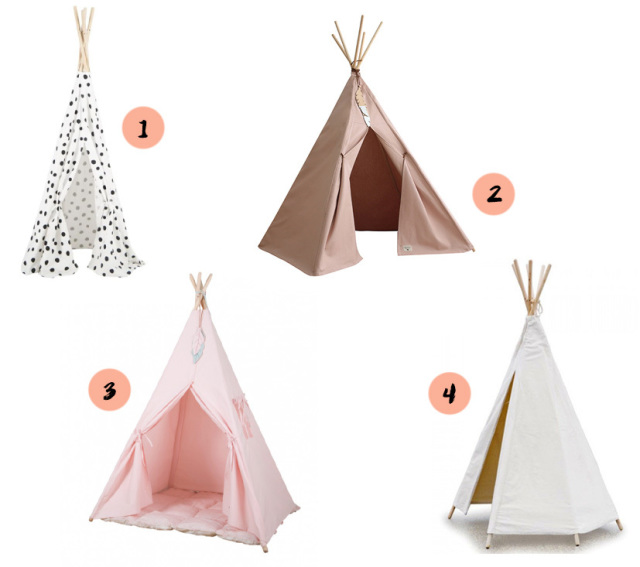 Collage tipi tenten