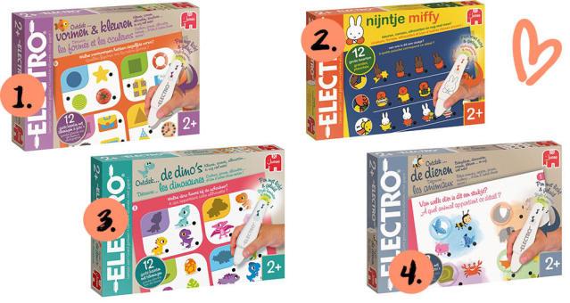 Spelletjes voor een kind 2 van jaar | MiniMe.nl