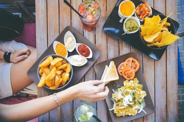 eten en drinken tijdens zwangerschap