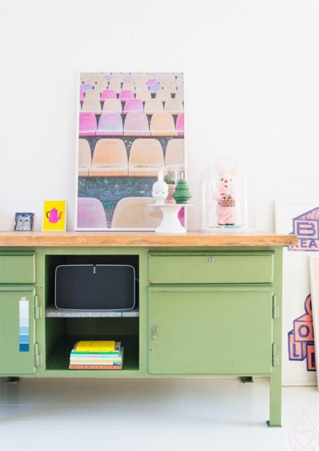 zo vind je de mooiste vintage babykamer meubels | minime.nl, Deco ideeën