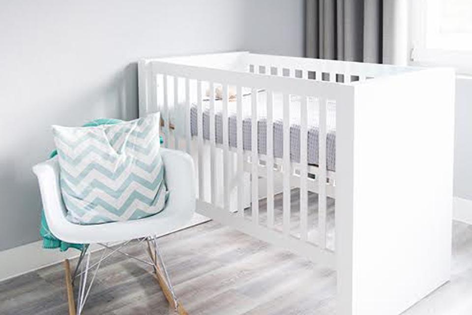 Gordijn Babykamer Babykamers : Babykamer inrichten hier moet je opletten minime
