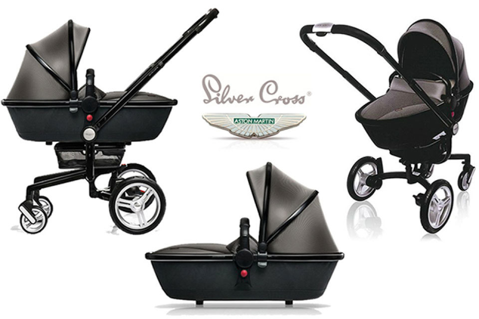 aston martin kinderwagen. Black Bedroom Furniture Sets. Home Design Ideas