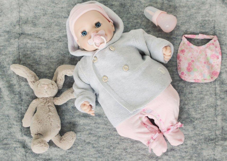 Te gekke actie! Win een baby Annabell pop!