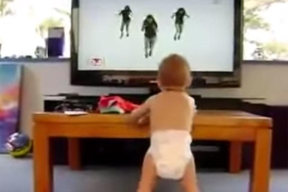 Baby danst op Beyoncé: All the single babies!