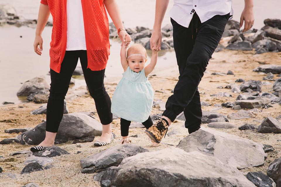 Leukste mijlpalen baby's: een selectie