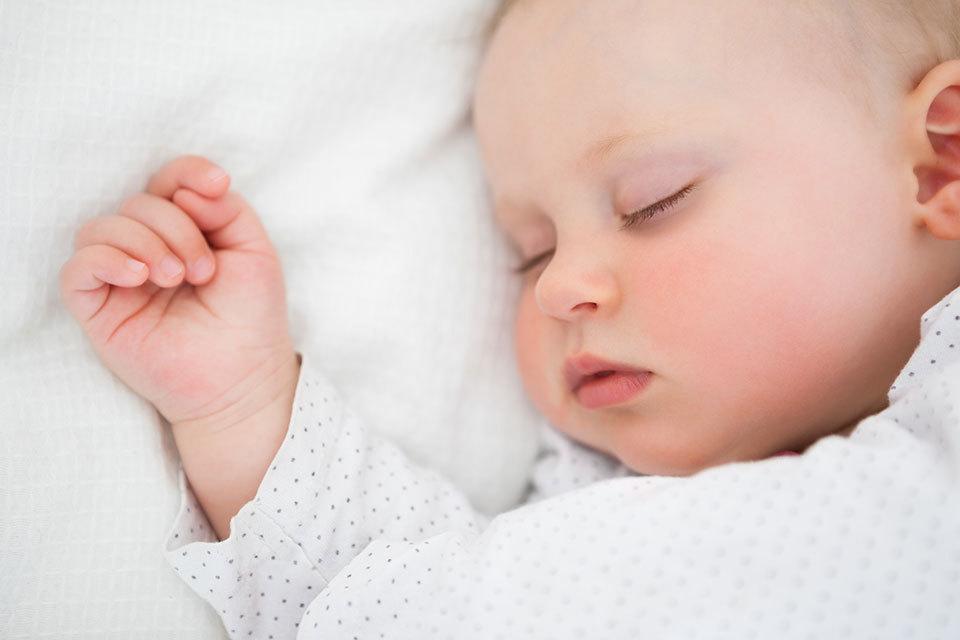 Trend: kinderen buiten laten slapen