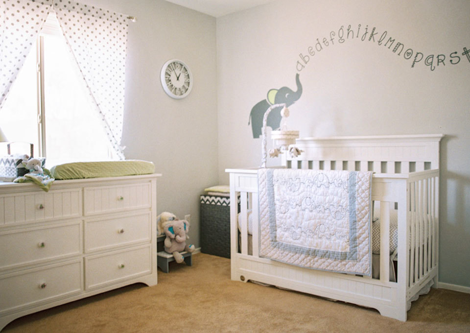 Decoratie voor babykamer for - Babykamer schilderij idee ...