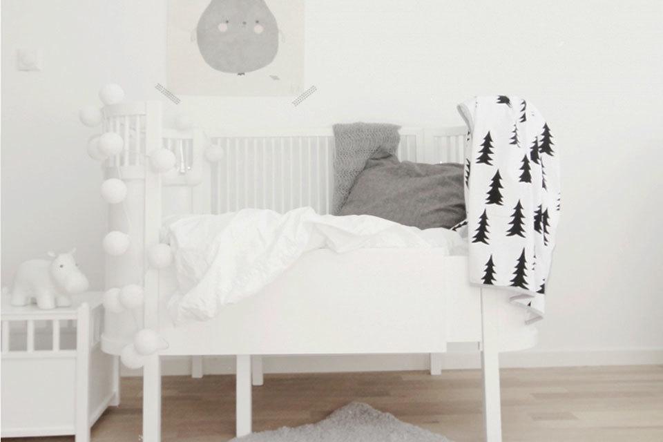 babykamers in grijs - inspiratie voor grijze babykamers | minime.nl, Deco ideeën