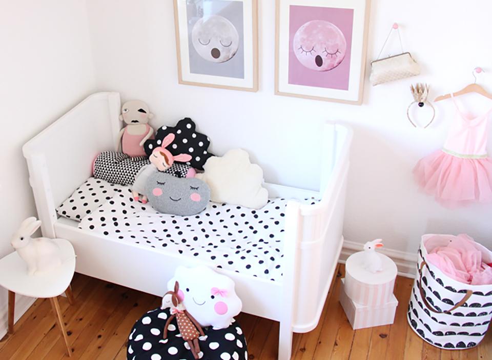 Babykamer inspiratie voor het inrichten van jullie babykamer for Kamer decoratie meisje