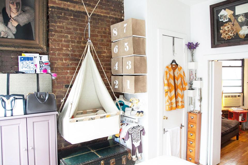 Geen ruimte voor een babykamer nyc loft stijl - Idee van decoratie voor kamer ...