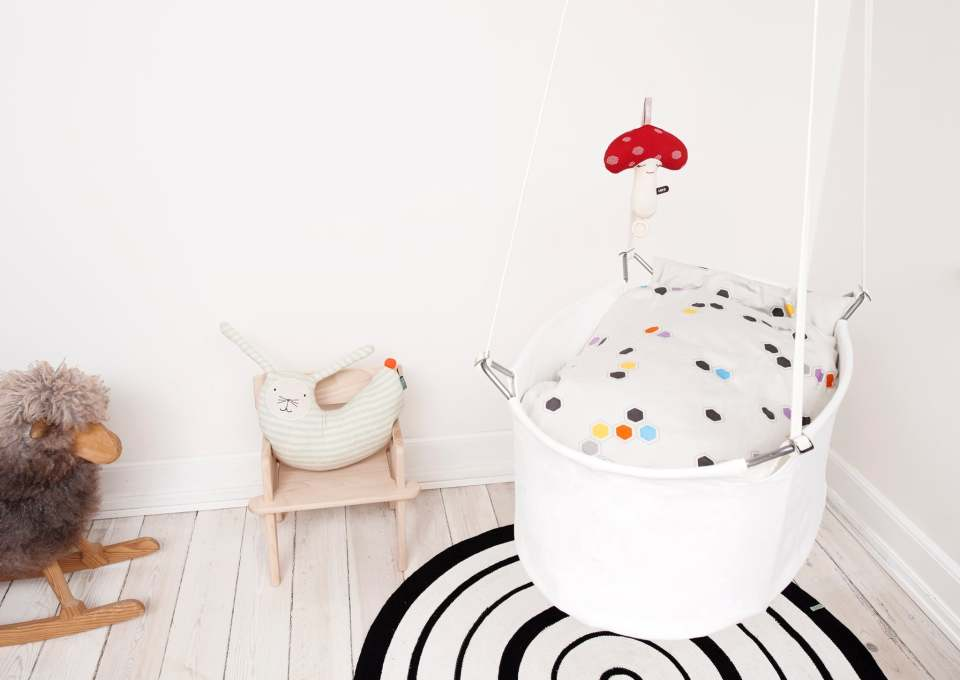 Ideeen Roze Kinderkamer : Originele babykamer ideeën zonder roze of blauw minime