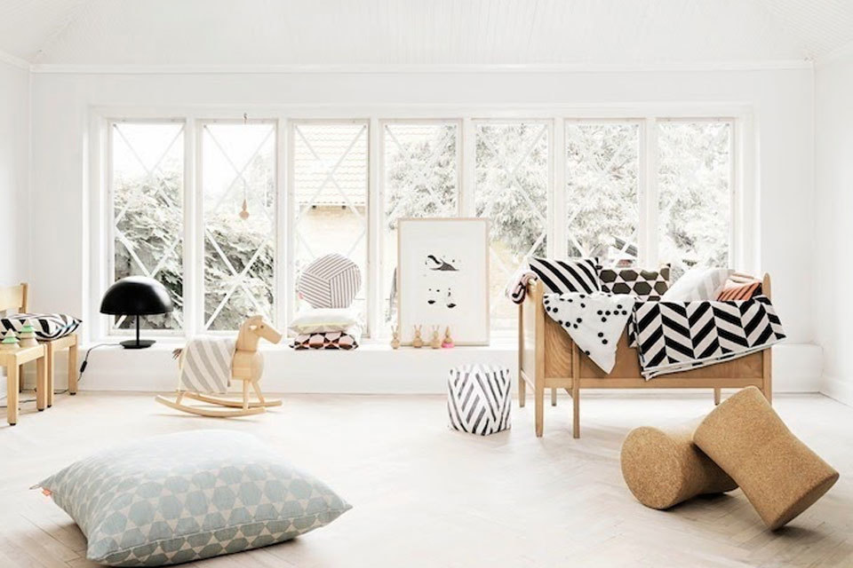 Babykamer patronen u0026 prints voor een cool effect : MiniMe.nl