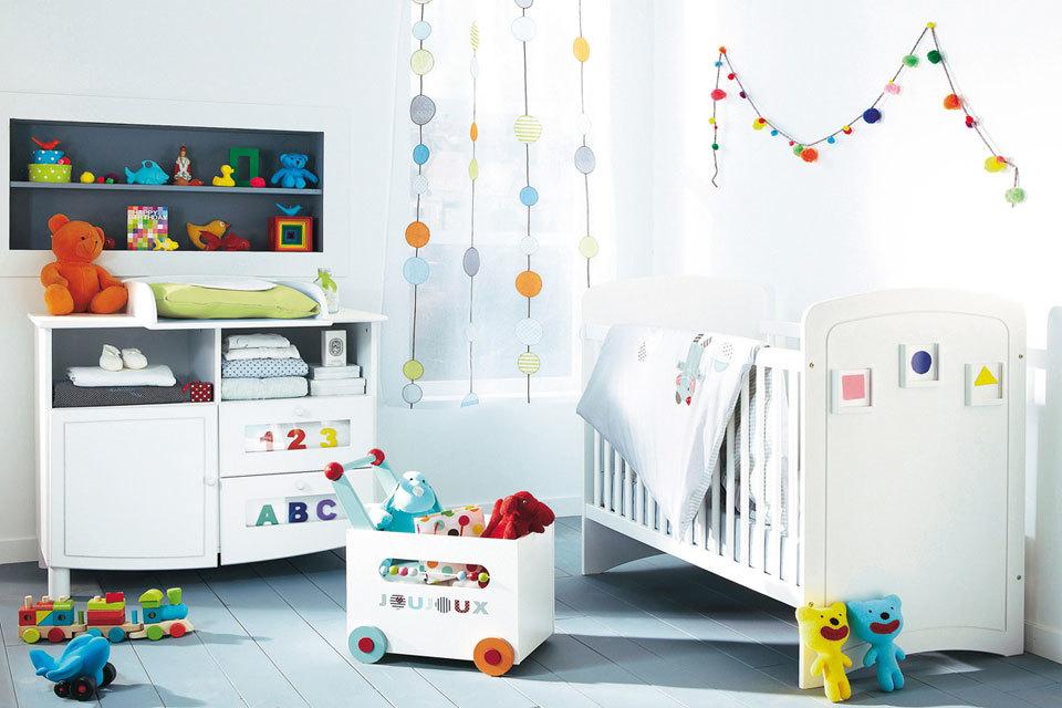 Witte Babykamer Inrichten : Babykamer wit inspiratie voorbeelden witte babykamers minime