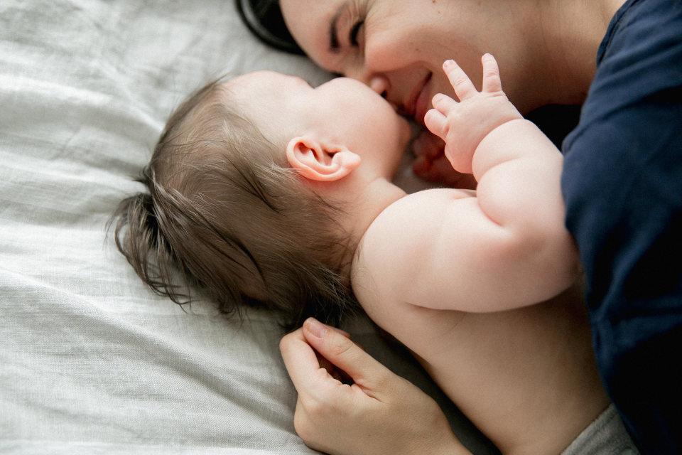 Huidverzorging voor je baby