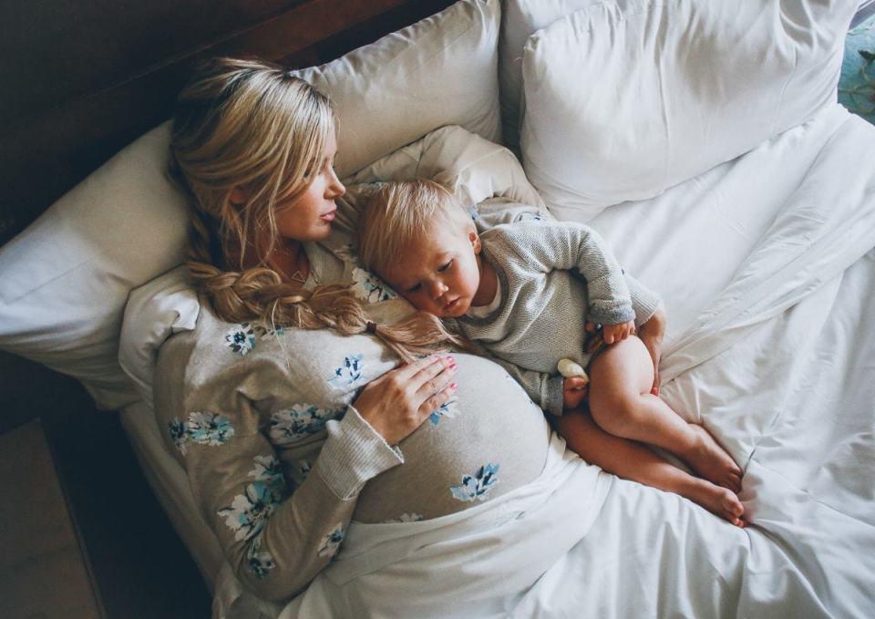 Samen met je kind in één bed slapen