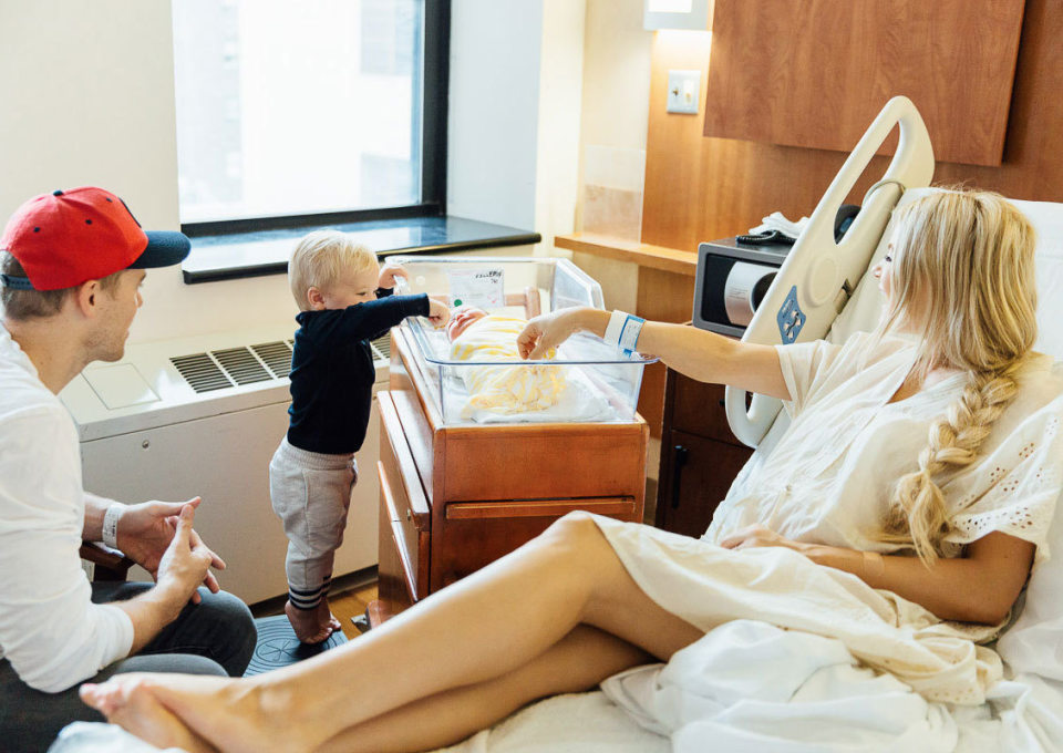 Kleding tijdens je bevalling: wat is handig?