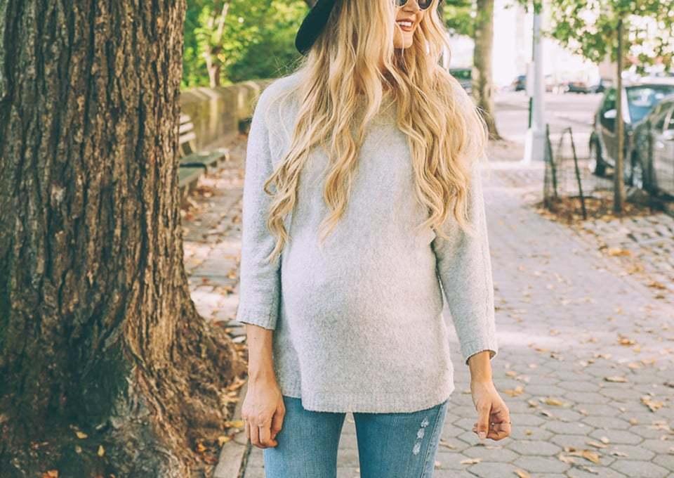 Afgekeken van fashionbloggers: 5 te gekke zwangerschapsoutfits