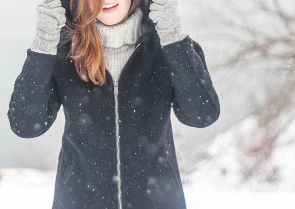 5 manieren om een winter zwangerschap te overleven
