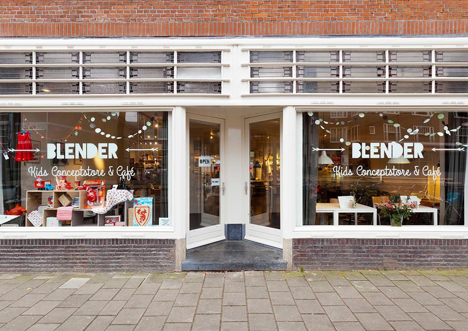 Hotspot - Blender Amsterdam