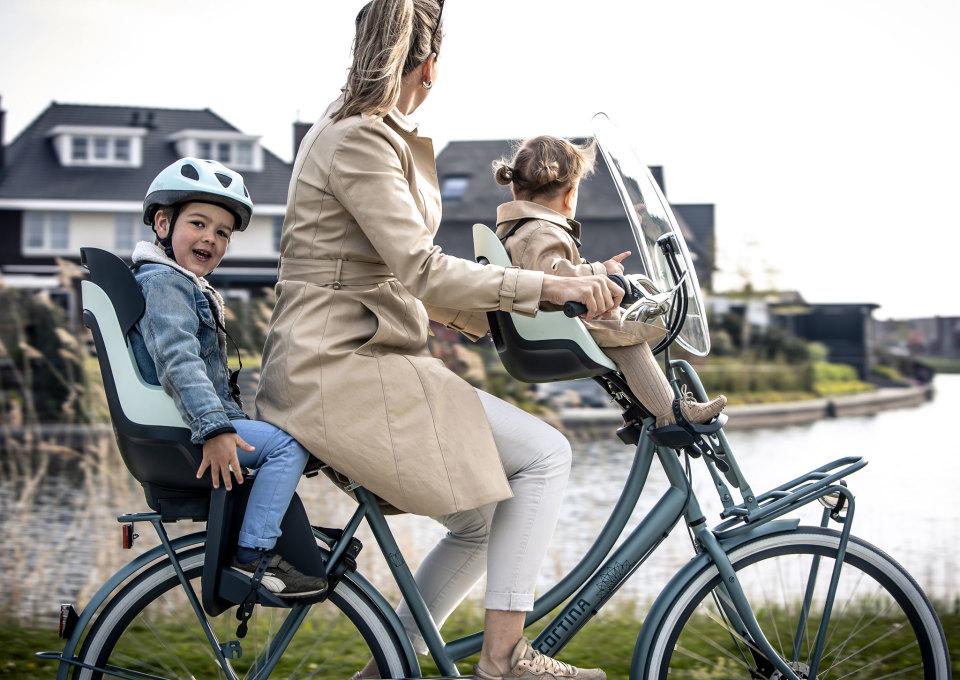 Een fietsstoeltje kopen: waar let je op?