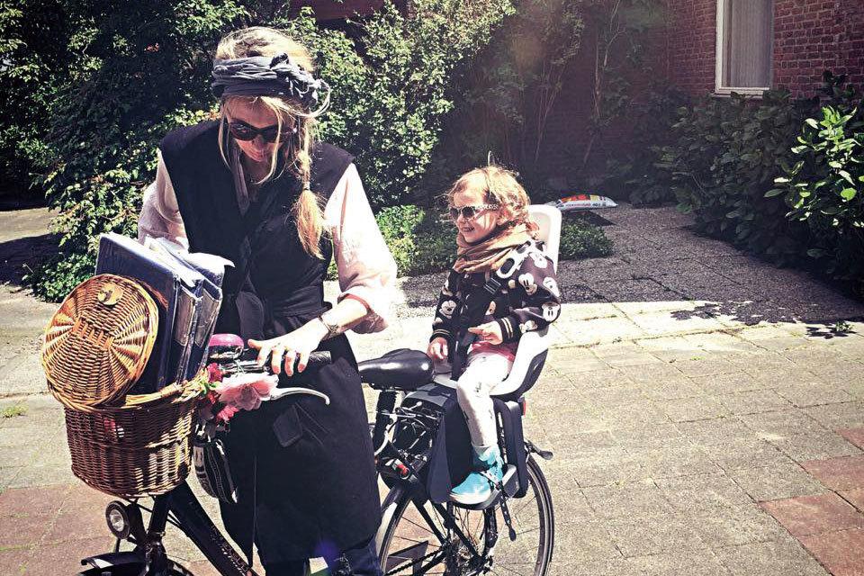Bobike fietsstoeltje review