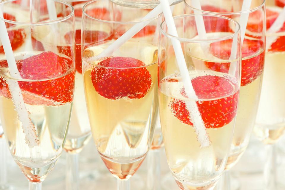 Champagne zonder alcohol: speciaal voor de kids!