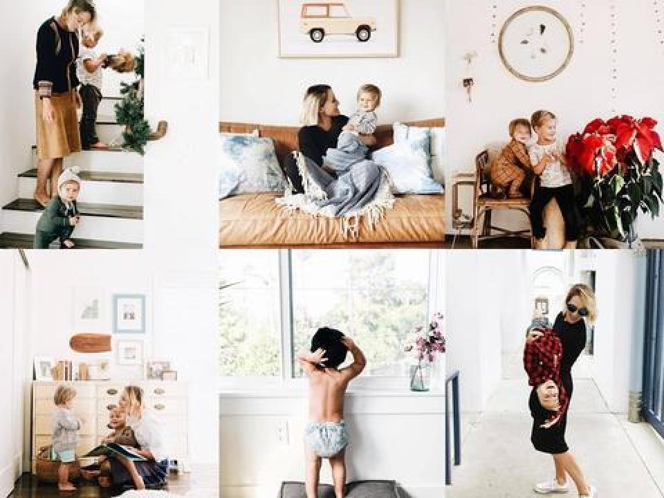 De tofste buitenlandse Instagram moms