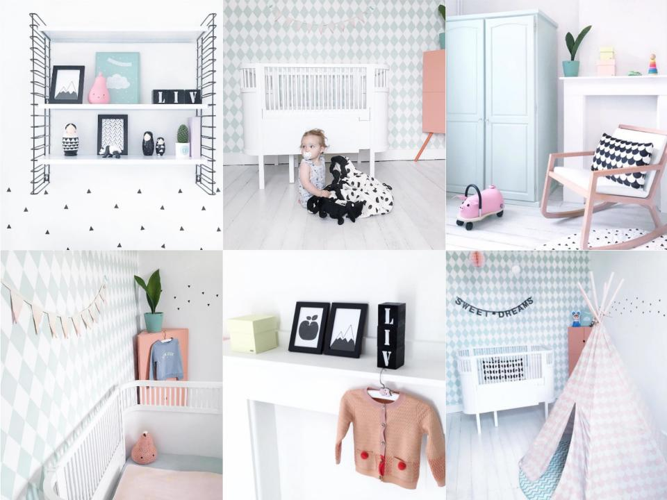 De mooiste babykamers van Instagram
