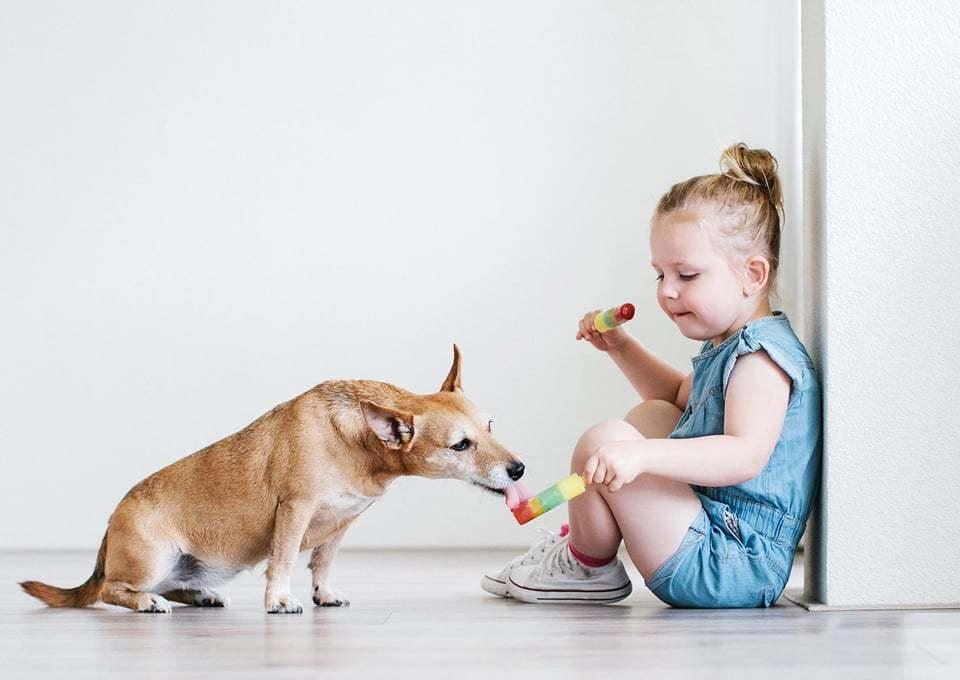 10 Redenen om je kind een huisdier te geven